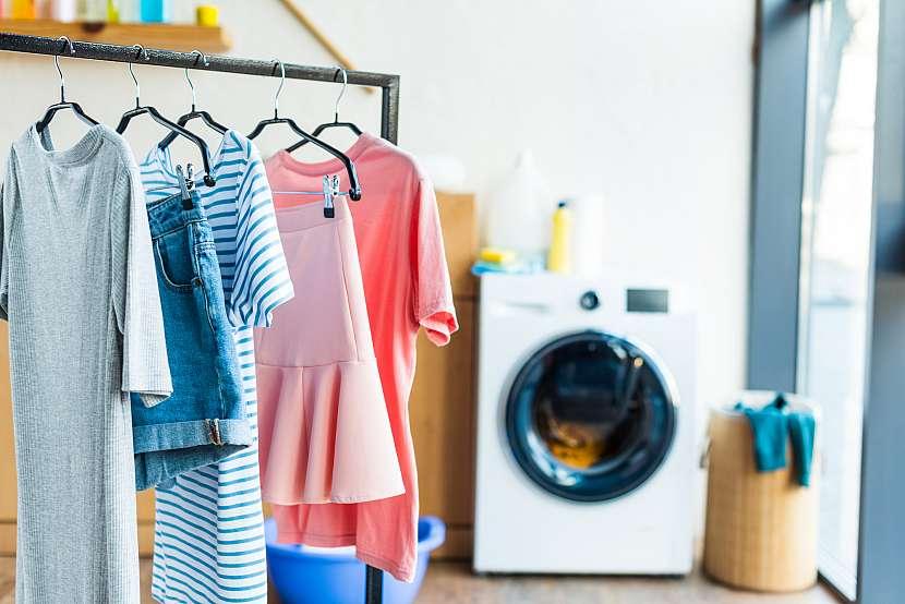 Vyprané prádlo