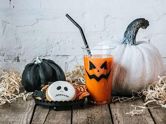 Kde se vzal Halloween a lahodný recept na podzimní koktejl s dýní (Zdroj: Depositphotos)