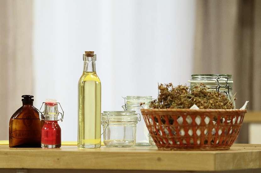 Olej z třezalky tečkované: Síla byliny svatého Jana