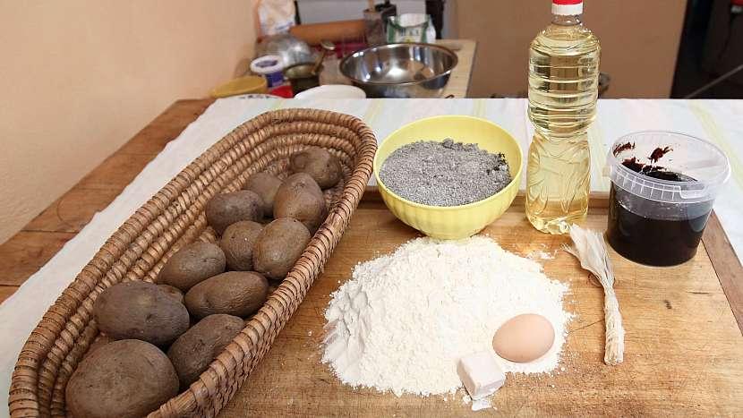 Co na bramborové placky potřebujeme