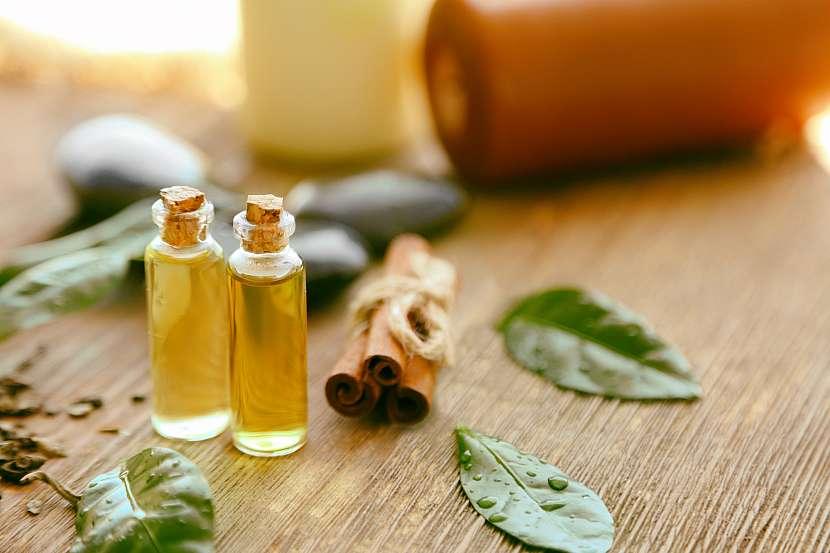 Lahvičky tea tree oil