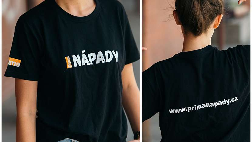 Chcete mít tričko Prima Nápady? Napište nám co pěstujete, chováte a vyrábíte – a bude vaše!
