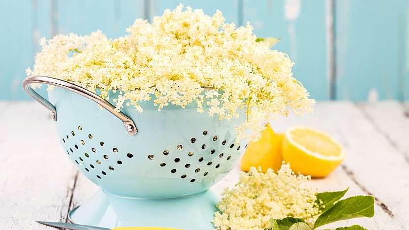 Nasbírejte si bezové květy a začněte s domácí výrobou pomocníků na hubnutí