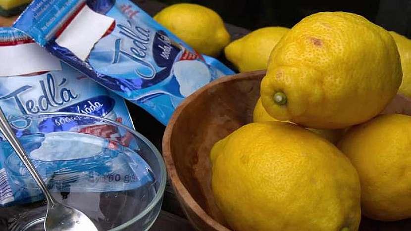 Soda, citron