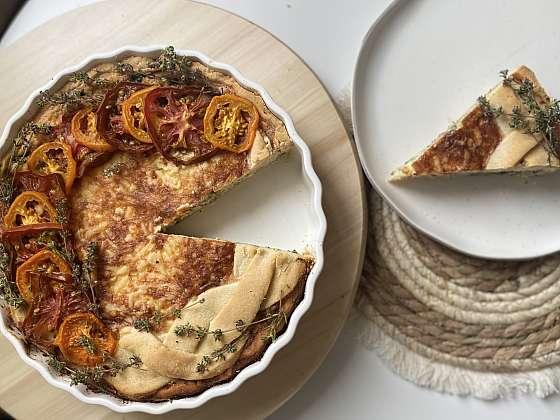 Zkuste si připravit quiche se třemi druhy španělského sýra (Zdroj: Agentura NEJ)