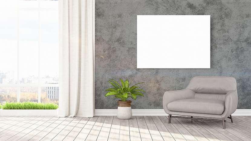 Batikovaná stěna-1