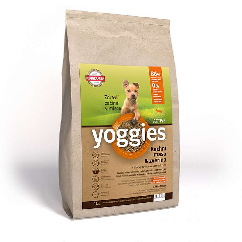 Yoggies Active minigranule