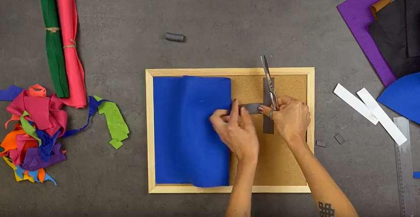 Magnetický obrázek pro děti: potáhněte tabulku