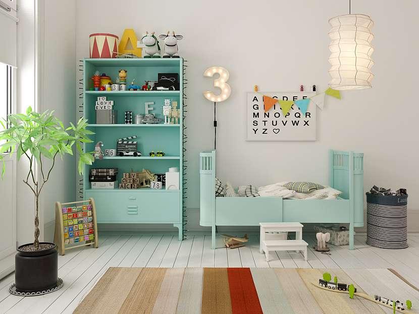 nábytek pro děti