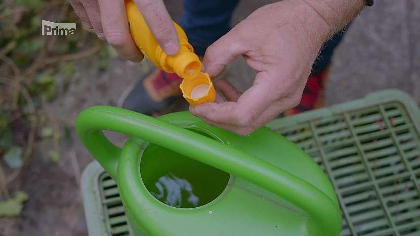 Hnojivo tekuté
