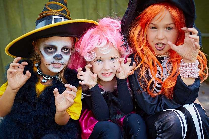 Masky na Halloween