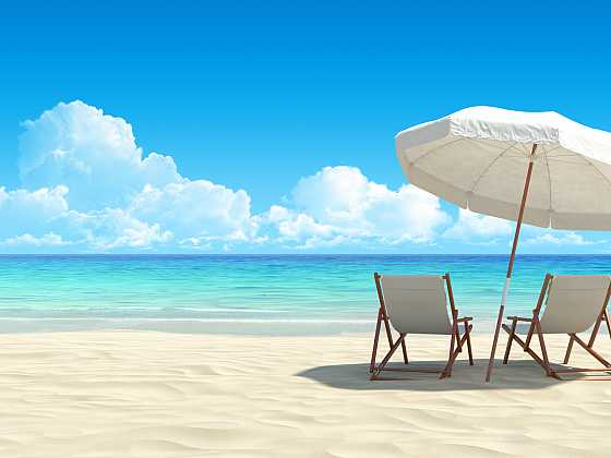 Do konce prázdnin zbývá pár dní, vyrazte na poslední dovolenou (Zdroj: Depositphotos)