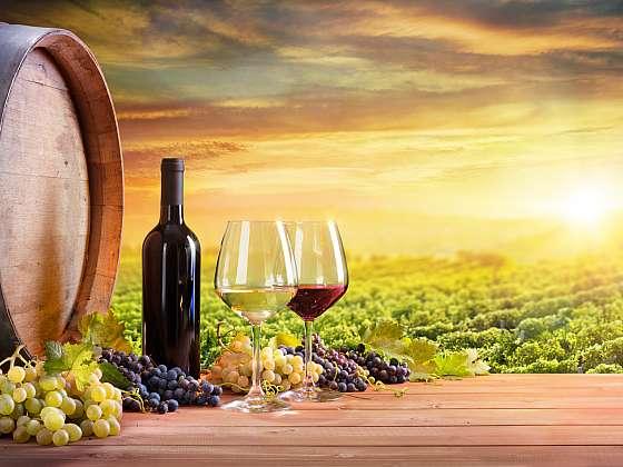 Jakým vínem si připít na svatého Martina? (Zdroj: Depositphotos)
