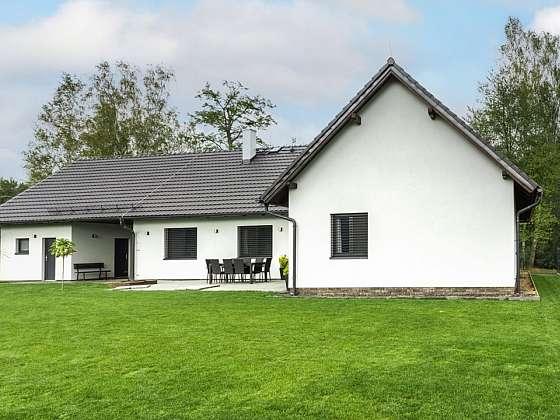 Zděný cihlový dům pro pohodlné bydlení (Zdroj: Wienerberger, cihlářský průmysl, s.r.o.)