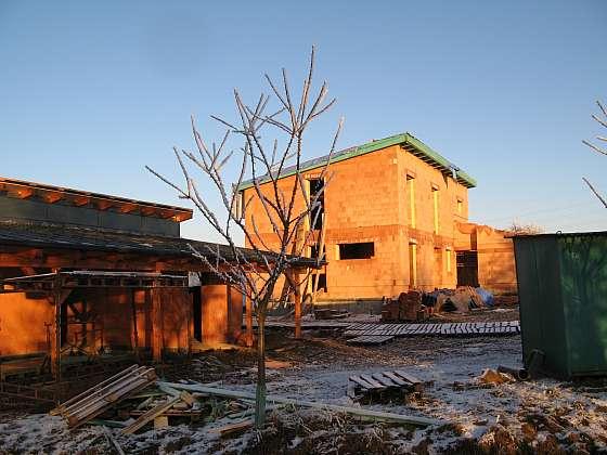 Zimní malty HELUZ stavebníkům prázdniny nedopřejí (Zdroj: HELUZ)