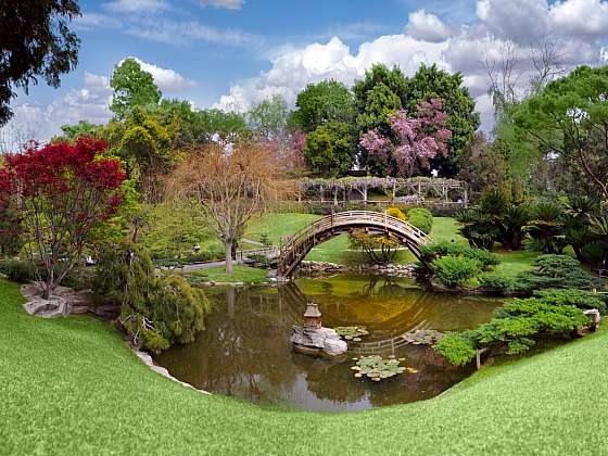Jak by měla vypadat zahrada snů? (Zdroj: Depositphotos)