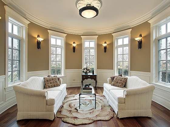 Správné světlo v interiéru působí pozitivně na naši zdraví (Zdroj: Depositphotos)