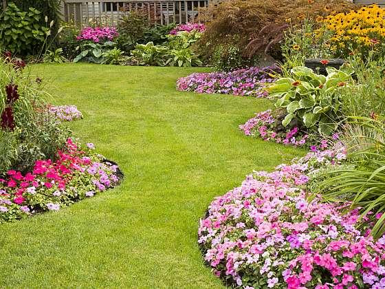 Realizace zahrady (Zdroj: Depositphotos)