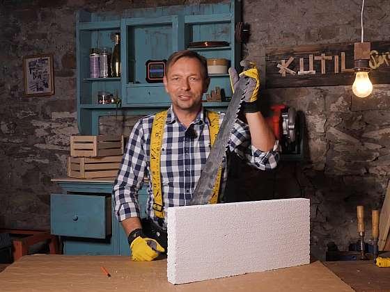 Řezání pórobetonu je hračka, když víte, jak na to (Zdroj: Prima DOMA MEDIA, s.r.o.)