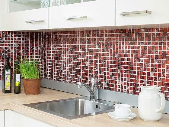 Efektní mozaika rozzáří váš domov (Zdroj: HORNBACH BAUMARKT CS spol. s.r.o.)
